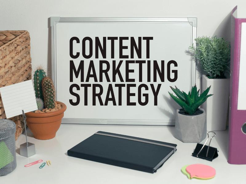 Die einzige Content-Marketing-Strategie, die du kennen solltest