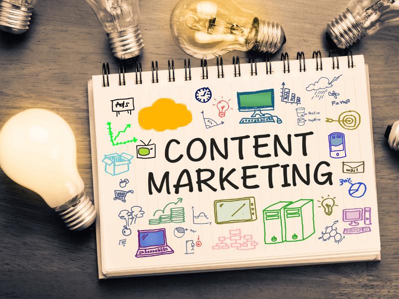 Content-Marketing Ideen für unendliche Inhaltserstellung